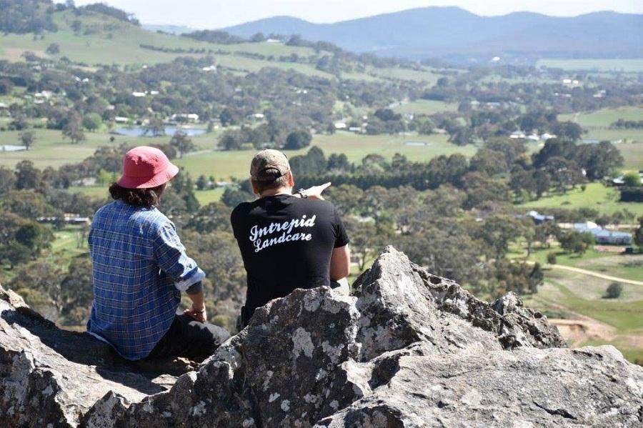 Intrepid Landcare Mt Macedon Retreat