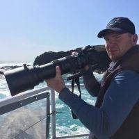 Chris Farrell, photographer volunteer WhaleFace